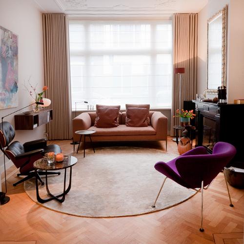 Stijlvol nieuw interieur - Mieke van Pijpen | interieurarchitect ...