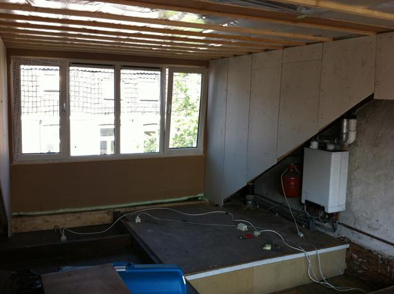 verbouwing zolder tot slaapkamer - mieke van pijpen, Deco ideeën